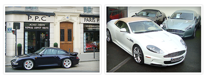 paris prestige cars occasions ferrari aston martin. Black Bedroom Furniture Sets. Home Design Ideas